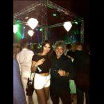 Jennifer Casa con il fidanzato Luca Lo Bosco