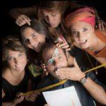 Adriana Trapassi, Flavia Randazzo, Amalia Giordano, Paola Savona
