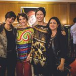 Si riconoscono Adriana Trapassi e Paola Savona