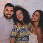 Salvo Rosh, Meryem Amato, Elena Serraino