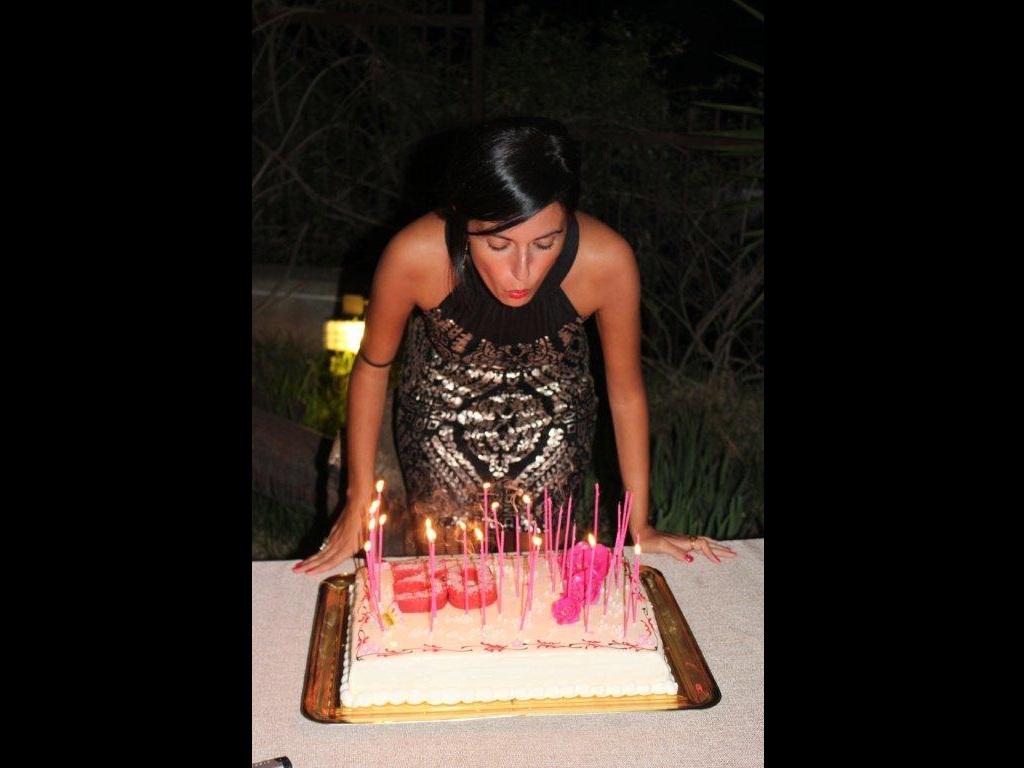 Federica Virga spegne le sue 30 candeline