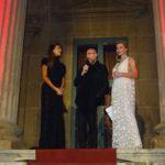 Cristina Buccino, Nino Lettieri e Nathalie Caldonazzo