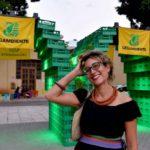 L'Urban Eco Tunnel di Carola Arrivas Bajardi al Festambiente 2016 ai Cantieri Culturali alla Zisa di Palermo ph Salvatore Lopez
