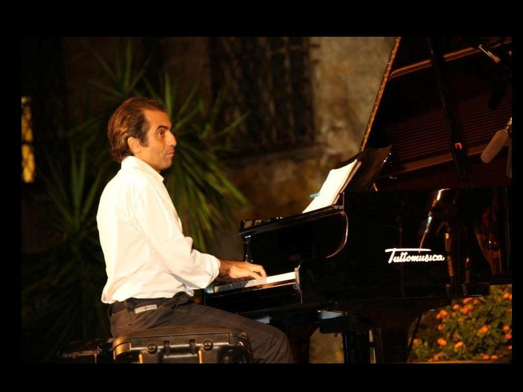 Il piano jazz di Mario Bellavista