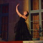 La ballerina Stefania Altavilla, allieva di Angela Abbigliati