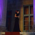 La soprano di origini persiane Sanam Ighani
