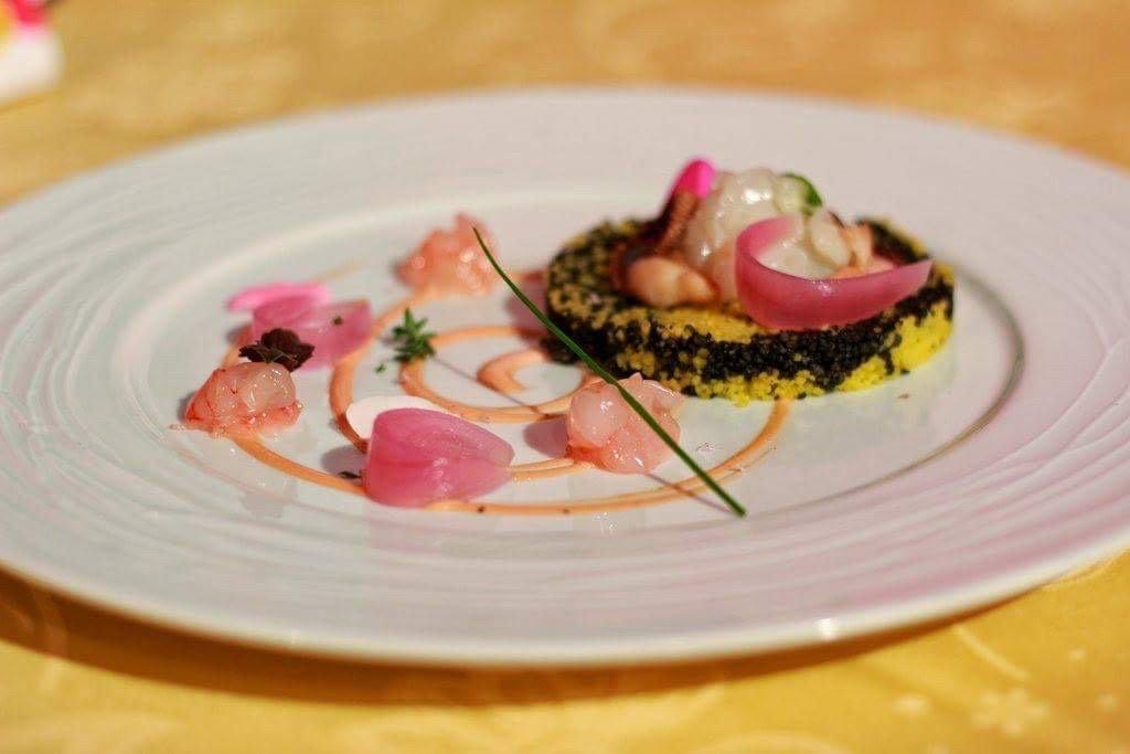 piatto Alberto Sanna chef vincitore