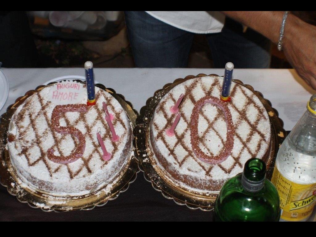 50 candeline di Cristina Correnti