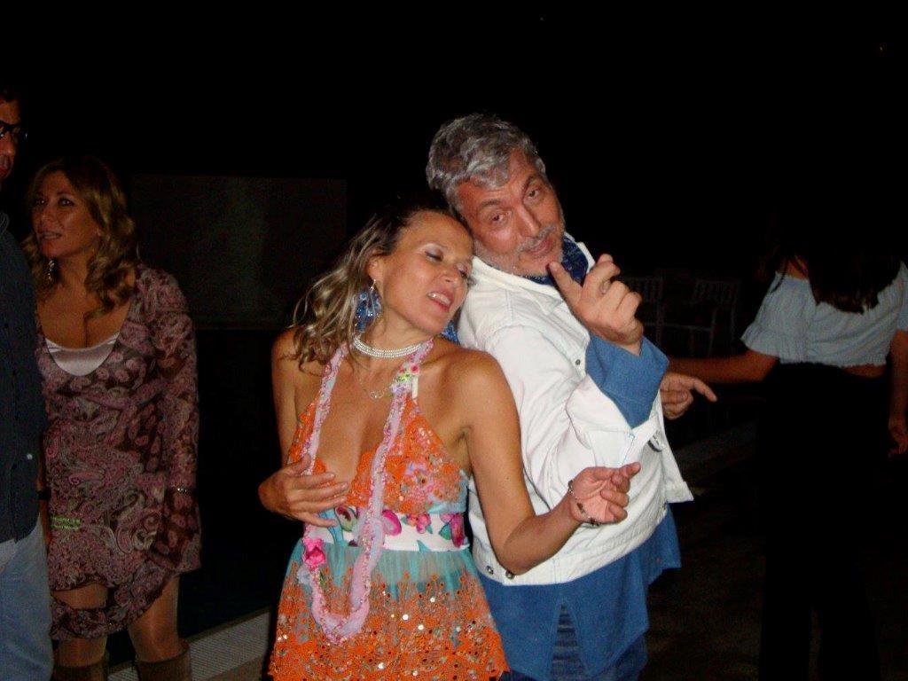 Cristina Correnti e Marco Caputo