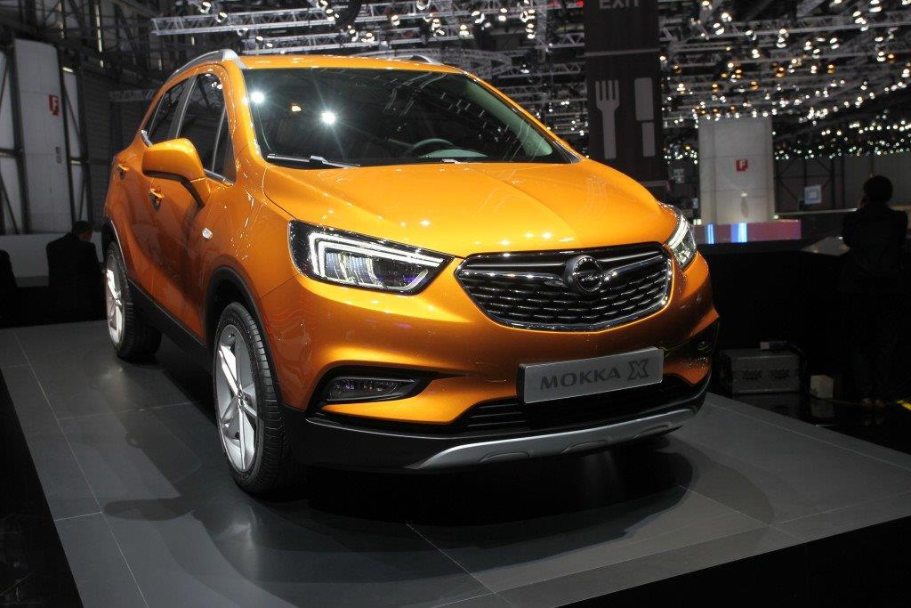 La nuova Opel Mokka, un crossover altamente tecnologico