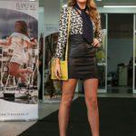 Vanessa indossa un abito scelto da Gianfilippo Accessori
