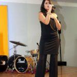 La soprano Sanam Ighani