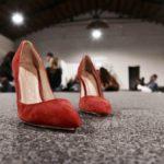 Le scarpe rosse, simbolo della violenza sulle donne