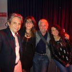 Fabrizio Lentini, Rosaura Bonfardino, Igor Petyx e Arianna Rotolo