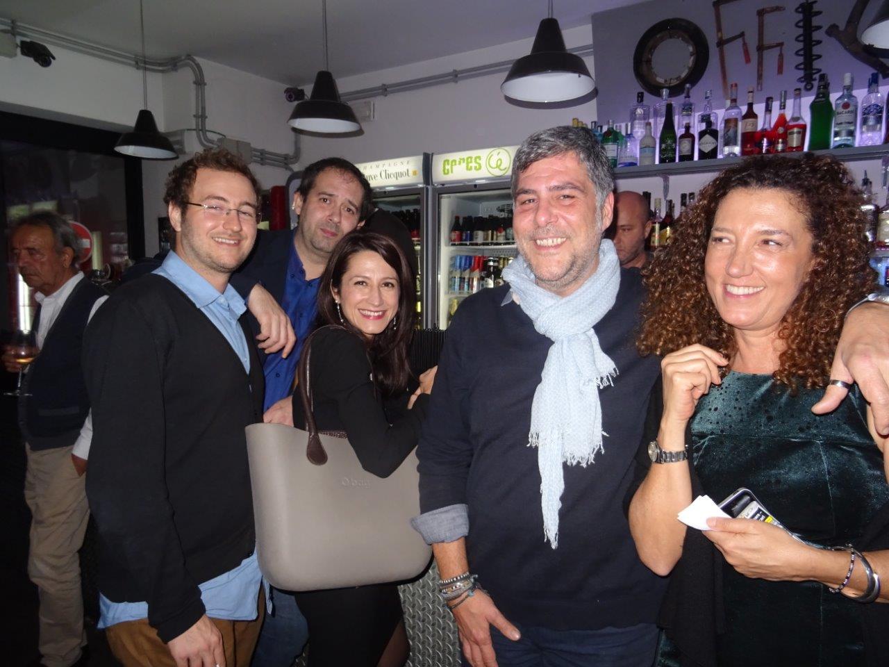 Roberto Leone, Roberto Leona, Alberto Bonanno, Pepe Di Palma