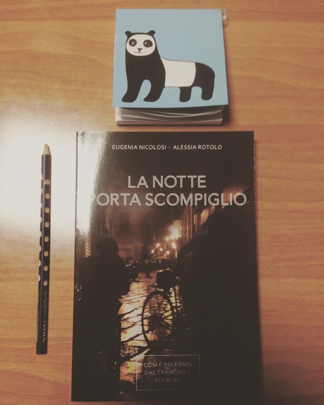 La Notte porta scompiglio di Eugenia Nicolosi e Alessia Rotolo