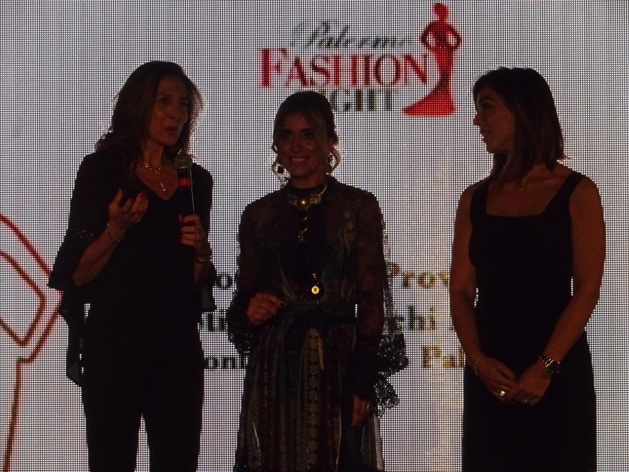 Patrizia Di Dio, Cinzia Gizzi e Daniela Cocco