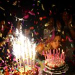 Per Stefania Baio trentatré candeline e tante amiche