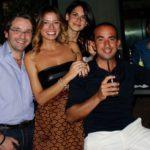 Licia Raimondi, Roberto Gueli, Stefania Baio,  e Marco Martorana, Roberto Indovina,
