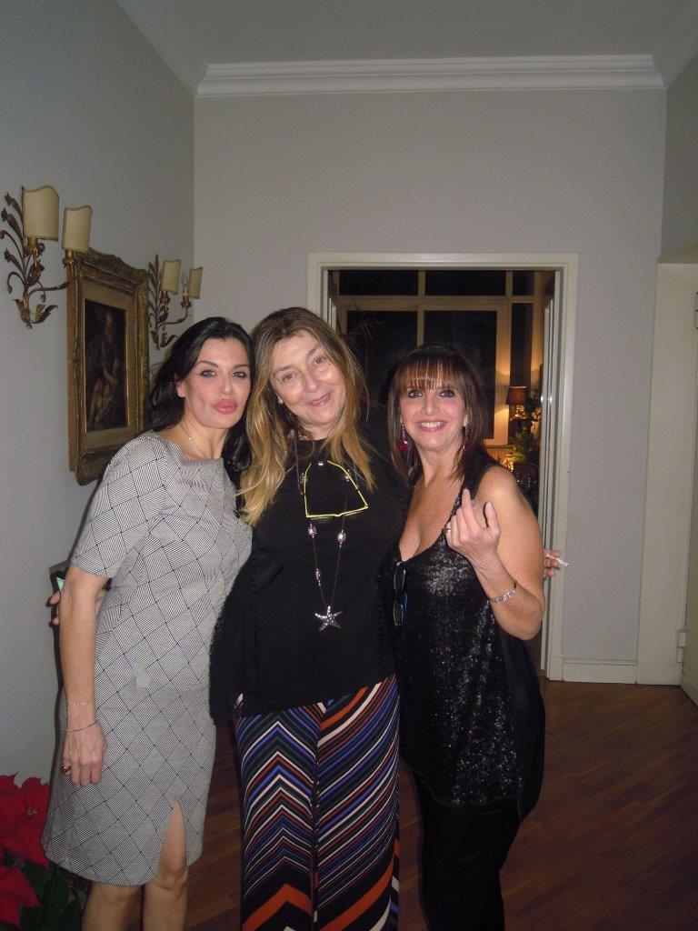 Beatrice Feo, Paola Letizia e Rubina Feo