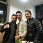 Claudio Bonanno, Sergio Costanza e Giuseppe Bonanno