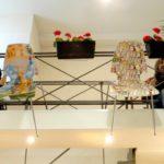 Dada design, dalla pochette con la placca della luce al papillon di metallo. Lo stile degli architetti Francesca Ferrara ed Ernesto Graditi