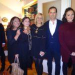Rosamaria Rosone, Milvia Averna, Annalisa Martorana, Alessandro Dagnino, Angela Salamone