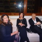 Rosamaria Rosone, Rossella Lanza e Benny Latteri