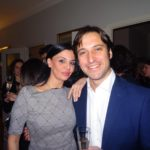 Beatrice Feo e Fabrizio Ferrandelli