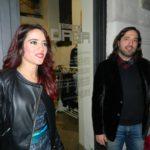 Francesca Ferrara ed Ernesto Graditi