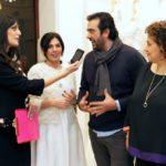 Tecla Perrone, Francesca Versace, Alessandro Lo Verso e Daniela Pagano