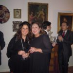 Mariagiovanna Martorana Genuardi e Rosamaria Rosone, Fabrizio Ferrandelli, Rosario Rugnone