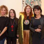 Stefania Morici, Valeria Lo Verde Morante, Giovanna Cirino e Donata Agnello