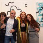 Donata Agnello, Sergio Caminita e Giovanna Cirino, Ambra Lo Dico
