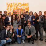 La famiglia: si riconoscono Lorenzo De Luca, Stefania Fanara