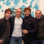 Stefano La Rosa, Sergio Caminita, Ugo Diliberto