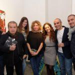 Sergio Abbate, Eliana Chiavetta, Stefania Morici, Ambra Lo Dico, Sergio Caminita e Danilo Reale