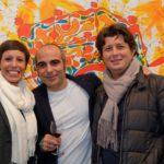 Sara Conte, Sergio Caminita e Stefano D'Antoni