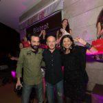 Massimo Fabiano, Antonio Urciuoli e Rosi De Simone