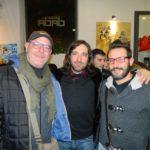 Paolo Bono, Ernesto Graditi e Massimo Macagno