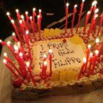 Le cinquanta candeline di Filippo Marsala