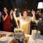 Katia Montagna spegne le sue 48 candeline. Si riconosce anche Marzia Di Gaetano
