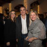 Giorgia Sgroi, Sergio Magazzù e Angela Longo