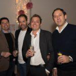 Tommy Wirz, Vittorio Orlando, Alessandro Cajozzo e Stefano Tortorici