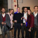 Roberto Natoli, Claudia Piazza, Gaspare Cassarà, Antonio D'Asaro, Paola Salamone e Francesco Surdi