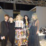Giorgio Parrivecchio e le sue modelle