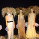 Il backstage del Wella Collection Show
