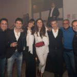 Giuseppe Fiorentino, Giuseppe Guttadauro, Stefania Vitale, Cinzia Gallo e Pucci Scafidi