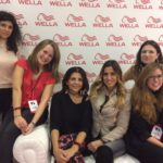 Sabrina Raccuglia, Denise Fabbrin, Rosi De Simone, Cinzia Gizzi, Milvia Averna e Francesca Gamberini