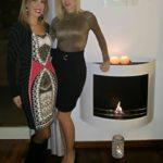 Maria Mazzola e Debora Ragusa
